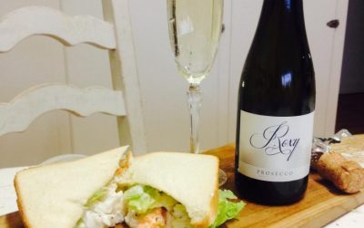 They've arrived!  Roxy Prosecco